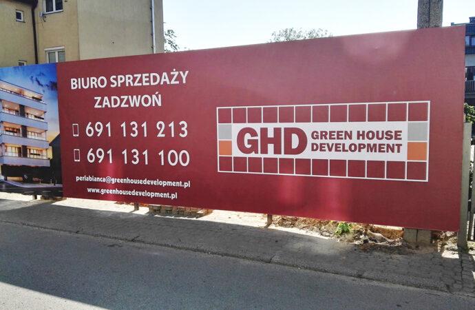Banery reklamowe Warszawa – druk i montaż banerów